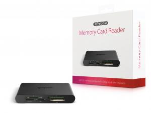 Sitecom MD-060 USB 2.0 Memory Card Reader