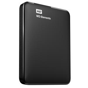 Western Digital WD Elements Portable disco rigido esterno 1500 GB Nero
