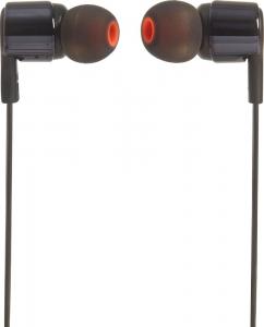 JBL T210 Cuffia Auricolare Nero