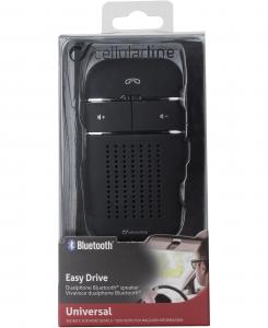 Cellularline EASY DRIVE - UNIVERSALE Vivavoce Bluetooth® per auto con funzione dualphone Nero