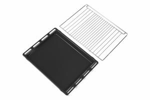 Indesit IFW 5530 IX forno Forno elettrico 66 L Acciaio inossidabile A