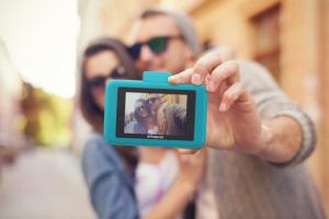 Polaroid Snap Touch 50,8 x 76,2 mm Blu