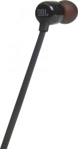 JBL T110BT Cuffia Auricolare Nero