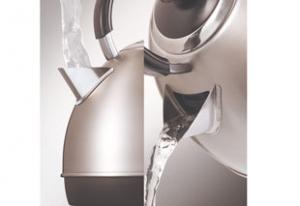 Kenwood SKM110 Traditional Kettle 1.6L 2200W Nero, Argento bollitore elettrico