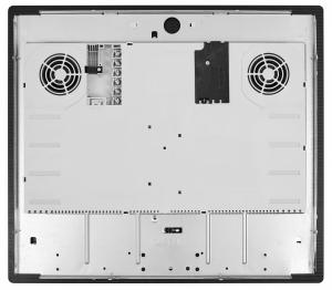 Whirlpool ACM 918/BA piano cottura Nero Da incasso 60 cm A induzione 4 Fornello(i)