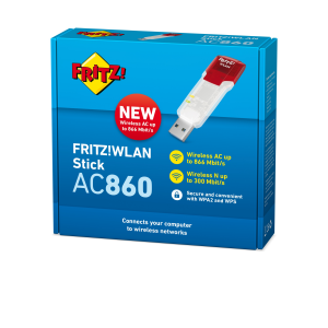 AVM FRITZ!WLAN Stick AC 860 866 Mbit/s