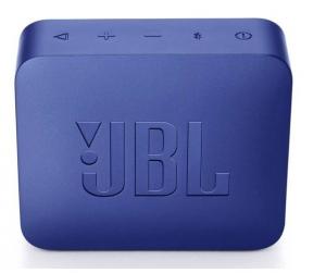 JBL GO 2 3 W Altoparlante portatile mono Blu
