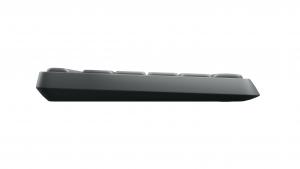 Logitech MK235 tastiera RF Wireless QWERTY Italiano Nero