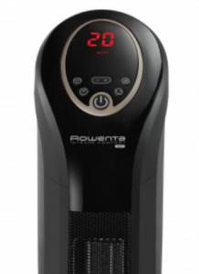 Rowenta SO9420 stufetta elettrica Stufetta con elettroventola Interno Nero 2400 W