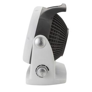 Bimar HF198 stufetta elettrica Riscaldatore ambiente elettrico con ventilatore Interno e esterno Grigio 2000 W