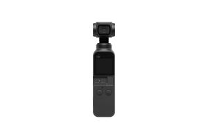 DJI Osmo Pocket fotocamera a sospensione cardanica 4K Ultra HD 12 MP Nero