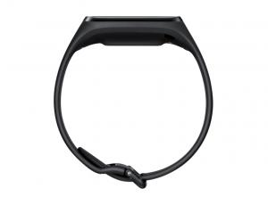 Samsung SM-R375 Braccialetto per rilevamento di attività Nero PMOLED 1,88 cm (0.74