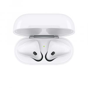 Apple AirPods Cuffia Auricolare Bianco