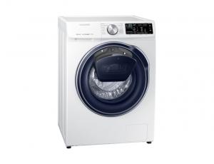 Samsung WW90M642OPW lavatrice Libera installazione Caricamento frontale Nero, Bianco 9 kg 1400 Giri/min A+++-40%