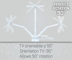 Meliconi 200SDRW 101,6 cm (40