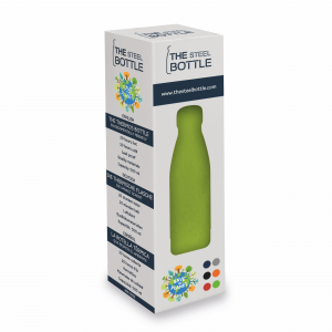 The Steel Bottle Classic 500 ml - Verde