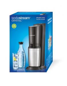 SodaStream Crystal Nero, Metallico