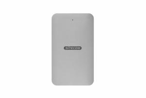 Sitecom MD-400 docking station per unità di archiviazione USB 3.2 Gen 1 (3.1 Gen 1) Type-A Nero, Argento