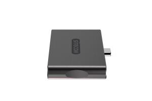Sitecom CN-392 hub di interfaccia 5000 Mbit/s Alluminio