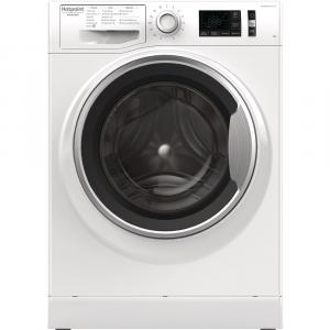 Hotpoint NR649GWSA lavatrice Libera installazione Caricamento frontale Bianco 9 kg 1400 Giri/min A+++