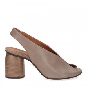 Il Laccio sandalo 4800 pelle taupe-1