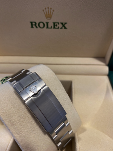 Orologio mai indossato Rolex Explorer
