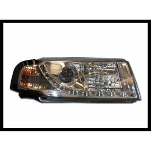 Fanali Day Light Skoda Octavia 2001 Cromato