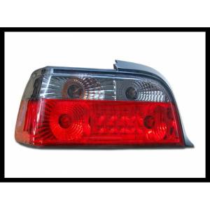 Fari Posteriore BMW E36 2P Red Smoked