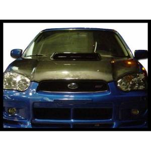 Cofano Carbonio Subaru Impreza '04 S/T