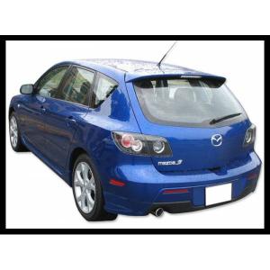 Spoiler Posteriore Mazda 3