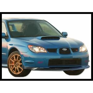 Spoiler Anteriore Subaru Impreza '06 Carbonio