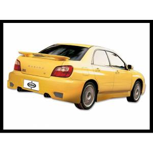 Paraurti Posteriore Subaru 01 WRX