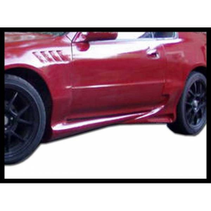 Minigonne Honda Prelude 97 Bliz