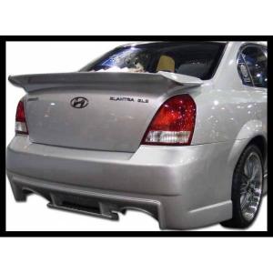 Paraurti Posteriore  Hyundai  Elantra