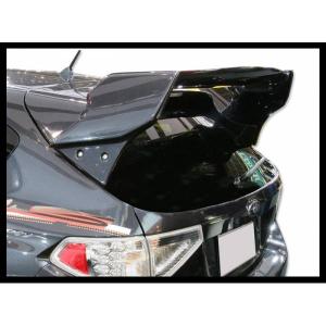 Alettone - Spoiler Subaru Imprezza W.R.X. '08