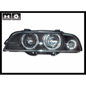 Fanali Anteriori Day Light BMW E39 95-03 Black Xenon