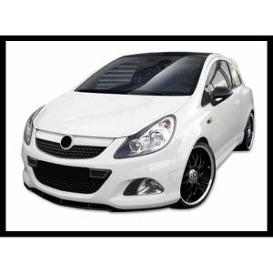 Spoiler Anteriori Opel Corsa D