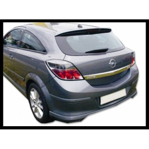 Spoiler Posteriore Opel Astra H