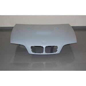 Cofano Fibra BMW E46 M3 Con Toma E92