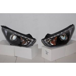 Fari Anteriori Hyundai IX35 10 Daylight Black