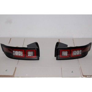 Pilotos Traseros Land Rover Evoque 12 Led Black  Interm. Led