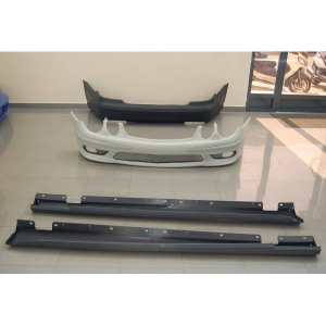 Kit COMPLETI Mercedes W211?02-06 Look AMG E55 ABS