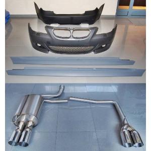 Kit COMPLETI BMW E60 04-09 Look M5 ABS Escarico