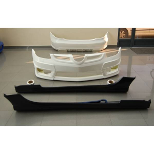 Kit COMPLETI Mercedes R171 04-10 Look AMG II