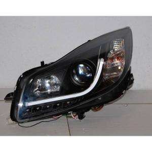 Fanali Day Light Opel Insignia 08 DRL Lti Nero
