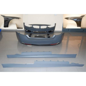 Kit COMPLETI BMW F32 / F33 Look M-Tech ABS Parafanghi