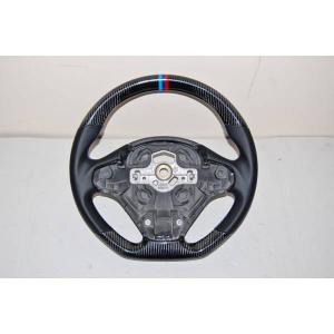 Volante carbonio BMW F30 / F31 / F32 / F33 / F36 black