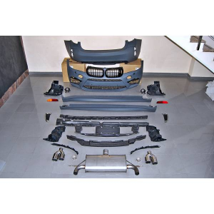 Kit De Estetici BMW X6 F16 Look X6M ABS