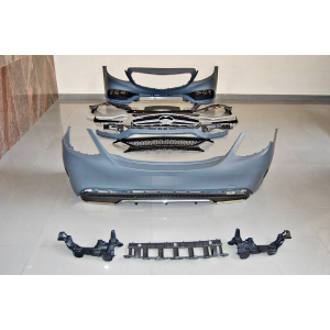 Kit COMPLETI Mercedes W205 2014-2018 4P Look C63