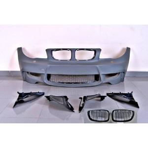 Paraurti Anteriori BMW E82 / E88 / E87 / E81 Look M1 Griglia